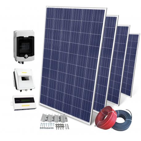 Zestaw fotowoltaiczny WEBER 2,24 kW ON-GRID
